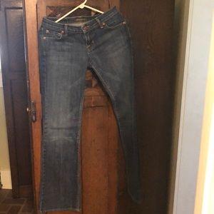 Jeans. Excellent condition.